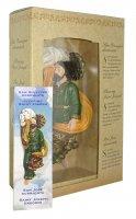 Immagine di 'Statua di San Giuseppe dormiente da 20 cm in confezione regalo con segnalibro in IT/EN/ES'