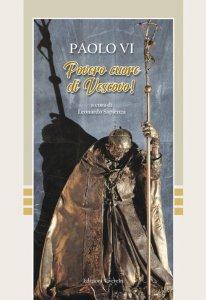 Copertina di 'Paolo VI. Povero cuore di Vescovo!'