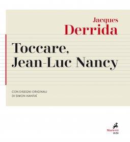 Copertina di 'Toccare, Jean-Luc Nancy'