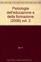 Psicologia dell'educazione e della formazione (2006)