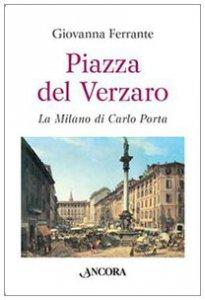 Copertina di 'Piazza del Verzaro'