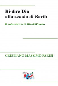 Copertina di 'Ri-dire Dio alla scuola di Barth'