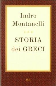 Copertina di 'Storia dei greci'