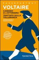 Candido o l'ottimismo-Trattato sulla tolleranza - Voltaire