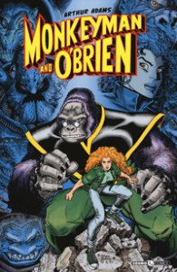 Copertina di 'Monkeyman and O'Brien'