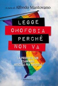 Copertina di 'Legge omofobia, perché non va'