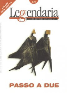 Copertina di 'Leggendaria'