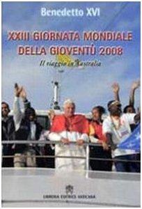 Copertina di 'XXIII Giornata Mondiale della Gioventù 2008'