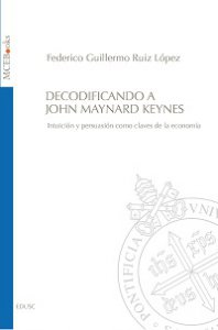 Copertina di 'Decodificando a John Maynard Keynes'
