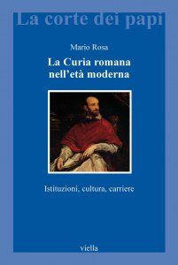 Copertina di 'La Curia romana nell'età moderna'