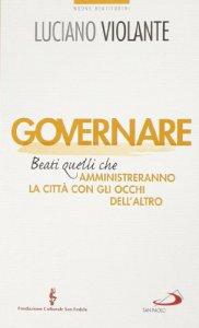 Copertina di 'Governare'