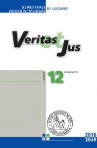 Copertina di 'Veritas et Jus (2016)'
