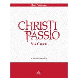Copertina di 'Christi passio. Via Crucis'