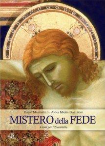 Copertina di 'Mistero della fede (spartito)'
