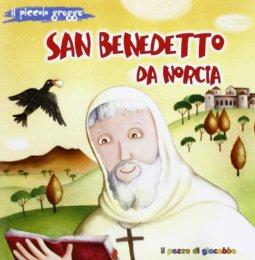 Copertina di 'San Benedetto da Norcia'