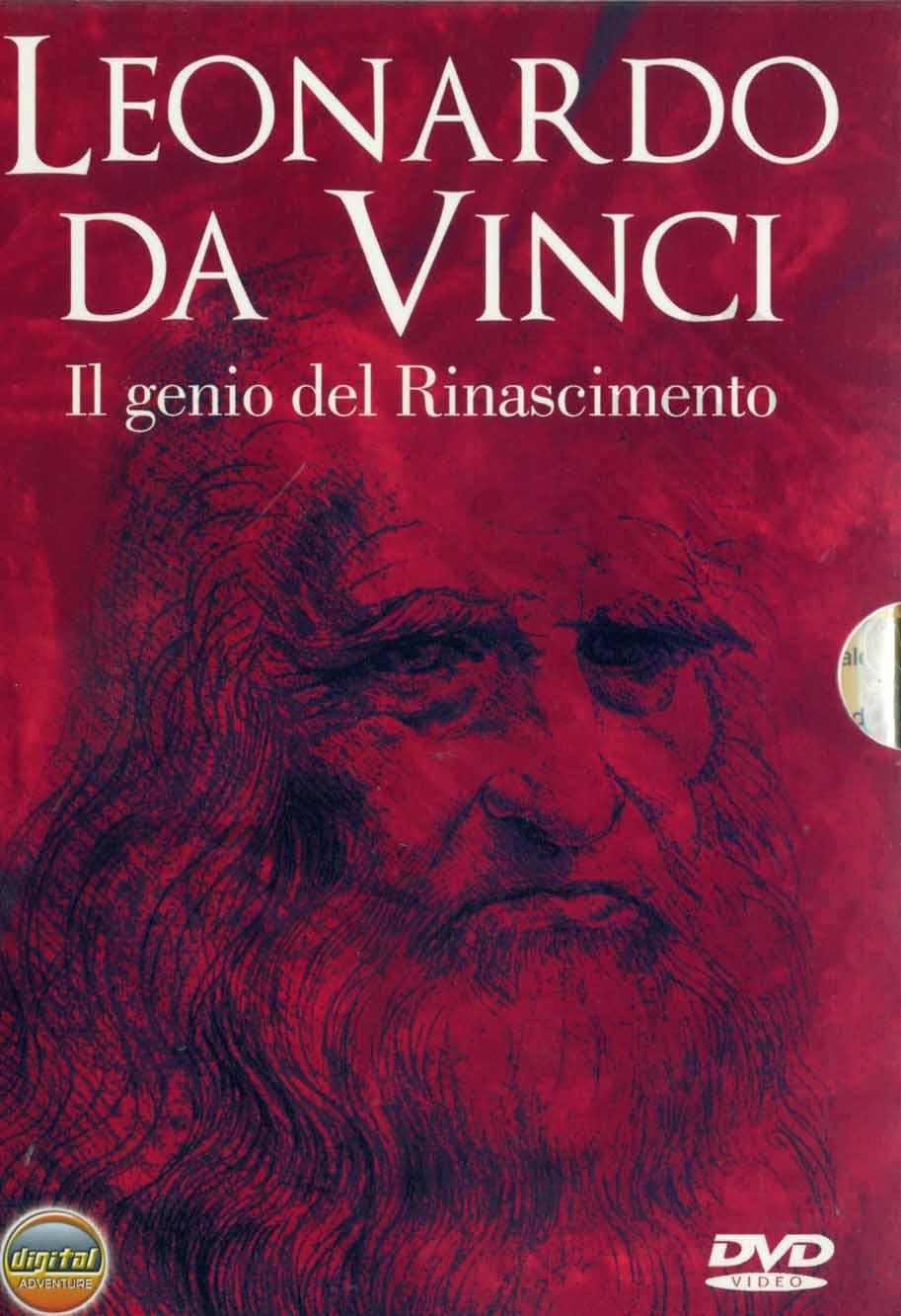 Cofanetto LEONARDO DA VINCI: Il Genio del Rinascimento DVD