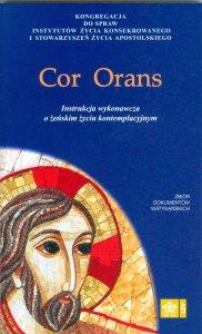 Copertina di 'Cor orans'
