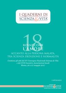 Copertina di 'I Quaderni di Scienza & Vita 18'