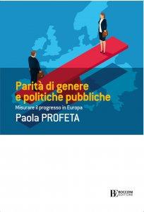 Copertina di 'Parità di genere e politiche pubbliche'