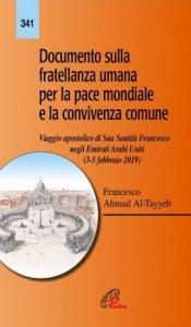 Copertina di 'Documento sulla fratellanza umana per la pace mondiale e la convivenza comune'
