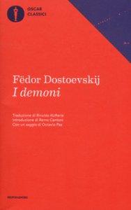Copertina di 'I demoni'