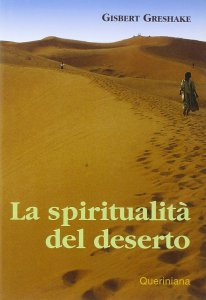 Copertina di 'La spiritualità del deserto'
