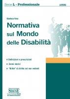 Normativa sul Mondo delle Disabilità - Gianluca Fava