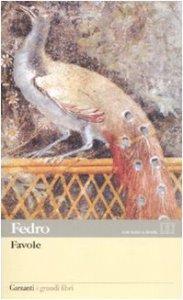 Copertina di 'Favole. Testo latino a fronte'