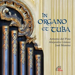 Copertina di 'In organo et tuba'