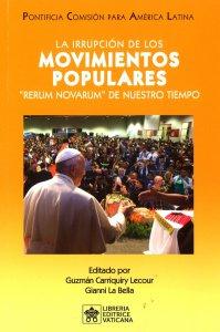 Copertina di 'La irrupción de los movimientos populares'