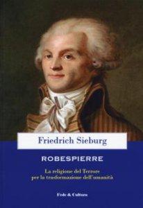 Copertina di 'Robespierre'