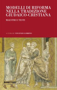 Copertina di 'Modelli di riforma nella tradizione giudaico-cristiana'