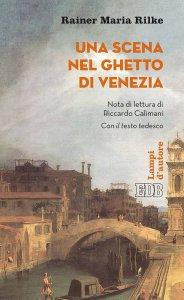 Copertina di 'Una scena nel ghetto di Venezia'