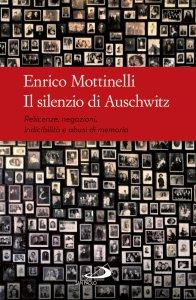Copertina di 'Il silenzio di Auschwitz'