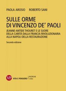 Copertina di 'Sulle orme di Vincenzo de' Paoli'