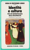 Identit� e cultura - Gioia Di Cristofaro Longo