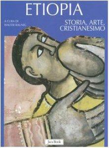 Copertina di 'Etiopia. Storia, arte, cristianesimo'