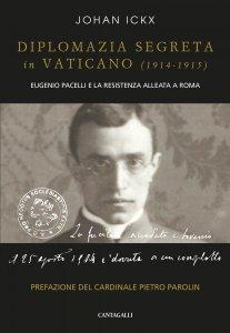 Copertina di 'Diplomazia segreta in Vaticano (1914-1915)'