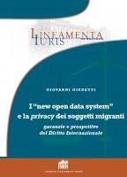 """I """"new open data system"""" e la privacy dei soggetti migranti - Giovanni Giudetti"""