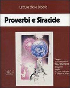 Copertina di 'Proverbi e Siracide. Audiolibro. Con cinque cassette'