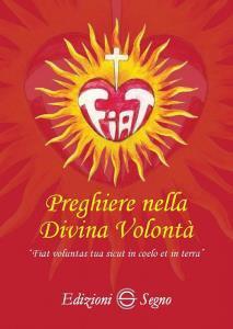 Copertina di 'Preghiere nella Divina Volontà'