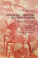Analisi del carattere ed emancipazione: Marx, Freud, Reich - López Davide