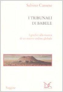 Copertina di 'I tribunali di Babele'