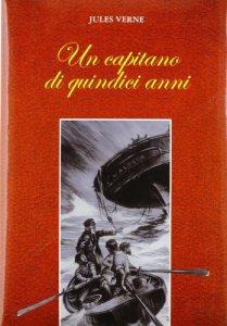 Copertina di 'Un capitano di quindici anni'