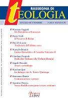 Rassegna di Teologia n. 3/2013