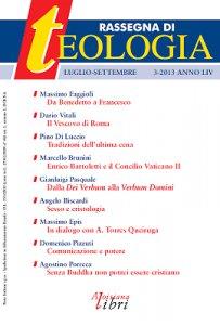 Copertina di 'Rassegna di Teologia n. 3/2013'