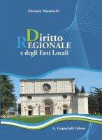 Diritto Regionale e degli Enti Locali - Giovanni Masciocchi