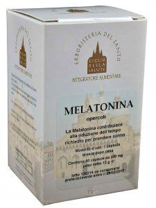 Copertina di 'Melatonina 16,5 gr.'