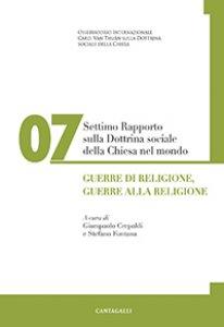 Copertina di 'Settimo Rapporto sulla Dottrina sociale della Chiesa nel mondo'