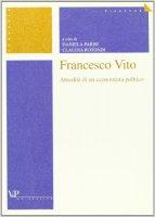 Attualità di un economista politico - Vito Francesco
